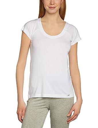 Skiny Damen Schlafshirt 4802 Lounge M M Women DA. Shirt KZ. A ... 9f7a731eea