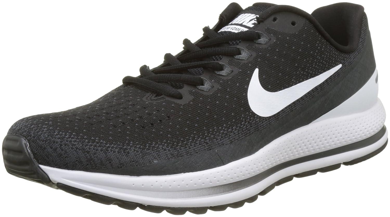 Nike Air Zoom Vomero 13, Zapatillas de Running para Hombre 41 EU|Negro (Black/White/Anthracite 001)