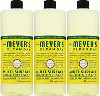 product image for Mrs. Meyer'S Multi-Surface Cleaner 32 Oz, (Pack of 3)