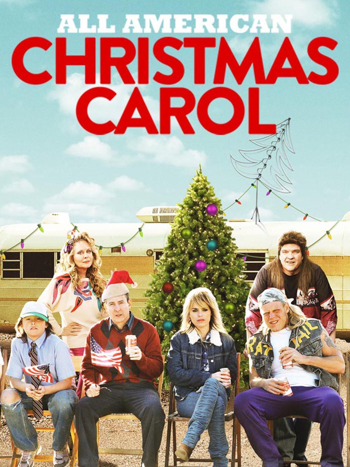 Amazon.com: All American Christmas Carol: Taryn Manning, Beverly D ...