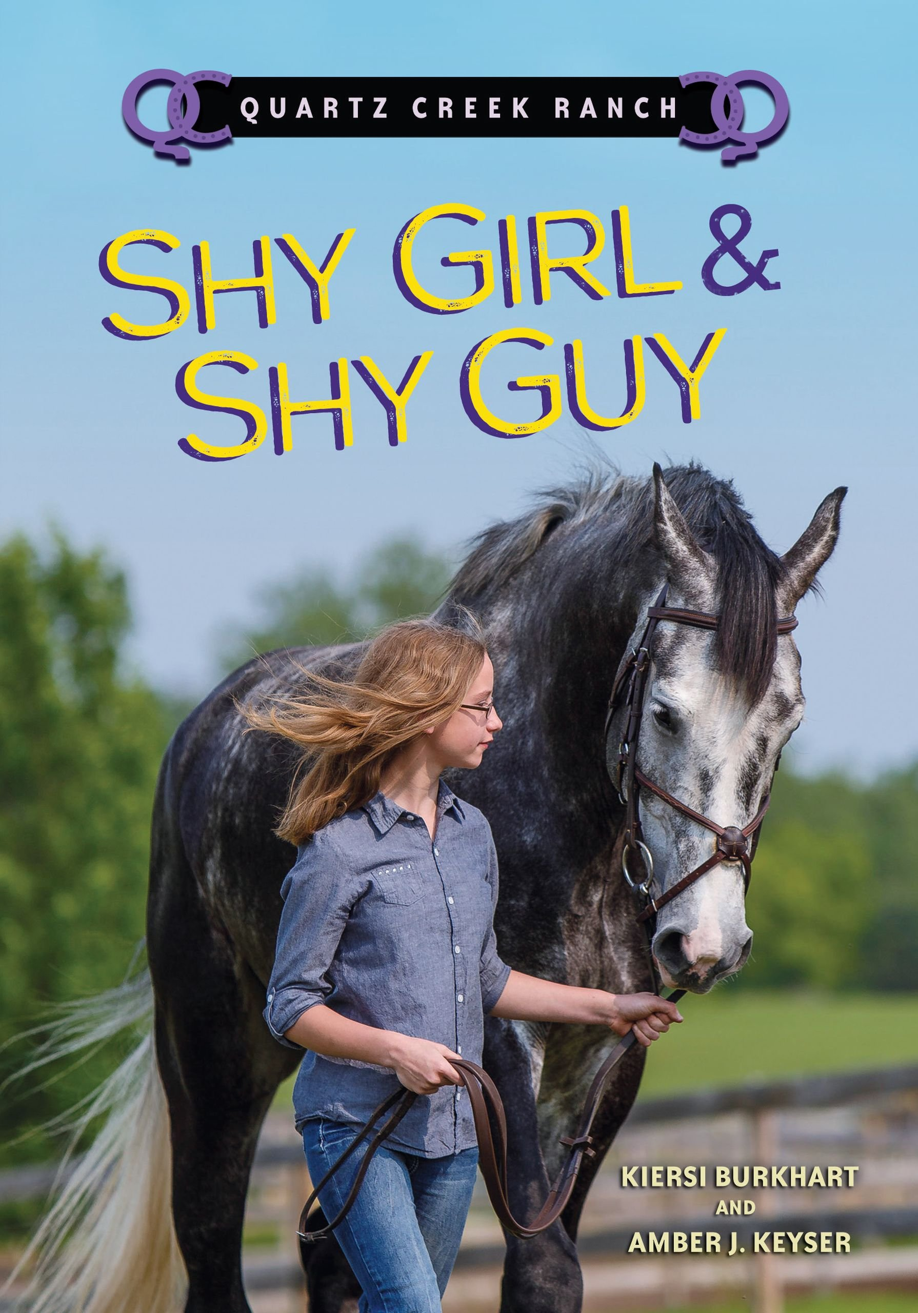 Shy Girl & Shy Guy (Quartz Creek Ranch) ebook