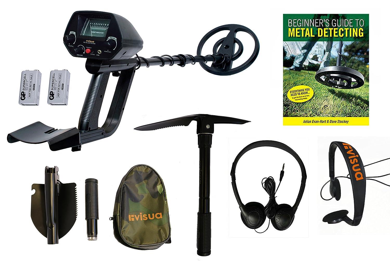 Discriminating Metal Detector (Kit: H/Phones Batts Pick & Beginners Guide), [Importado de Reino Unido]: Amazon.es: Amazon.es