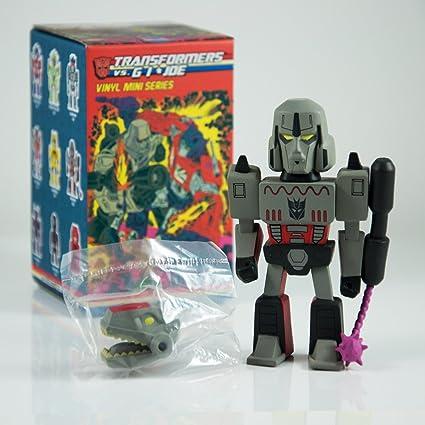 "StarScream Transformers vs GI Joe 3/"" Mini Series Kidrobot Vinyl Figure"