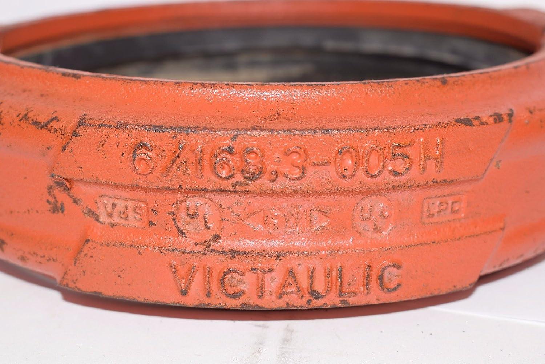 VICTAULIC ZERO FLEX COUPLING 6/168 3-005H UNKNOWN C-SC-E1107