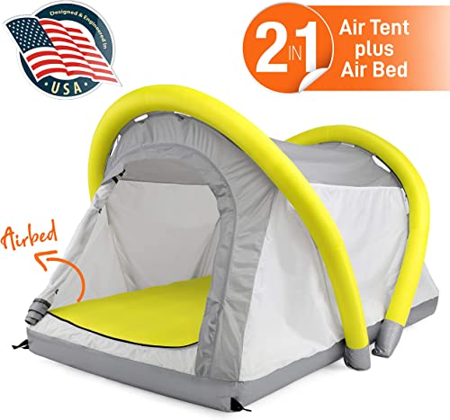 SereneLife Outdoor Inflatable Camping 2
