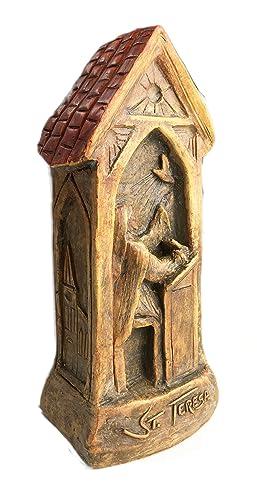 Handmade Statue of St. Teresa of Avila: Professional and Business Women Praying