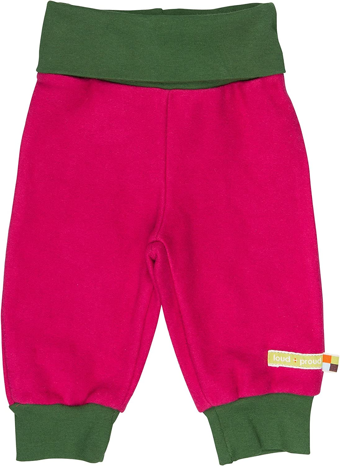 loud proud Baby Hose Fleece Trousers