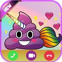 Rainbow Unicorns Poop Game Calling You - Free Fake Phone Calls ID Pro 2020 - PRANK