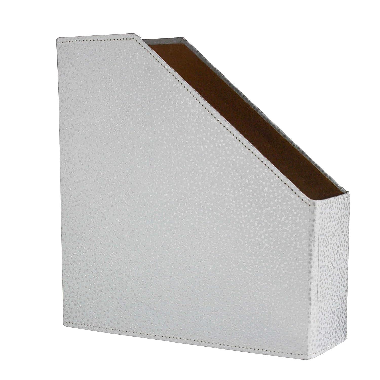 Pale Silver 1 x Starburst DOTS Magazine File Holder
