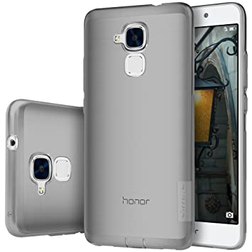 Huawei Honor 3 C caso, NILLKIN® [transparente delgada suave ...