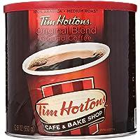 Tim Hortons 阿拉比卡中度烘焙原创混合咖啡粉,32.8盎司(930g)