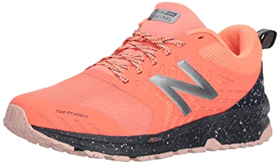 New Balance Womens Nitrel v1 FuelCore Trail Running Shoe, Fiji, ...