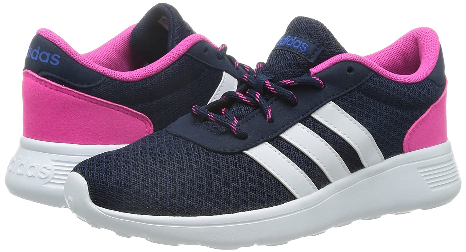 Adidas Lite Racer, Baskets Basses Femme adidas NEO F98327