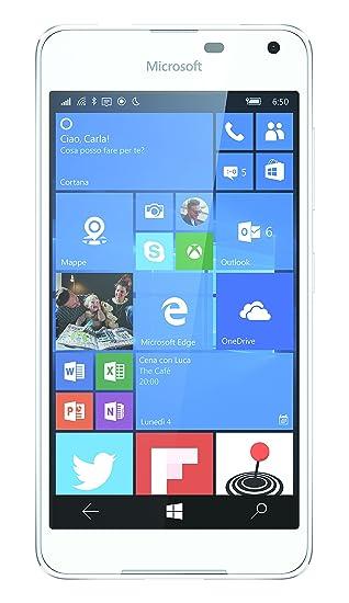 Microsoft Lumia 650 - Smartphone de 5