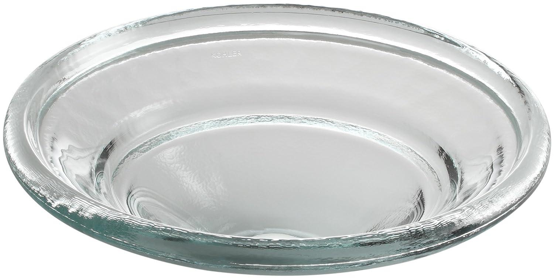 KOHLER K-2276-B11 Spun Glass Bathroom Sink, Ice [並行輸入品] B01MRW3LHE