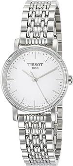 Tissot Women's Everytime Desire Swiss Quartz Stainless Steel Dress Watch T1092101103100