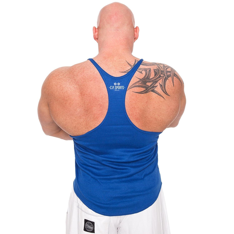 S629 kraftrai Ning Sports Tank Top Stringer Canotta Canotta Uomo C.P Fitness Shirt