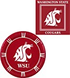 Westrick Washington State Cougars Napkins & Plates