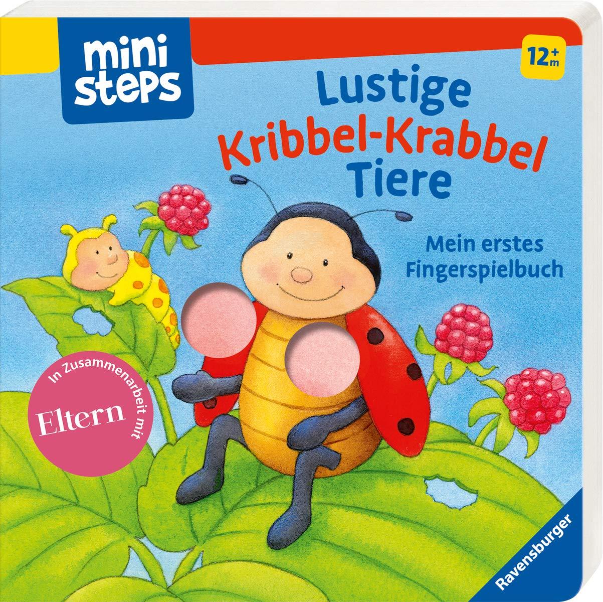 Lustiges Fingerspielbuch für Kinder ab 12 Monate
