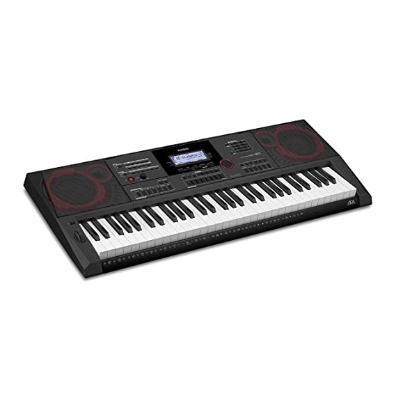 Amazon.com: Casio CT-X5000 Keyboard Bundle with Adjustable Stand, Bench, Sustain Pedal, Online Lessons, Austin Bazaar Instructional DVD, and Polishing ...