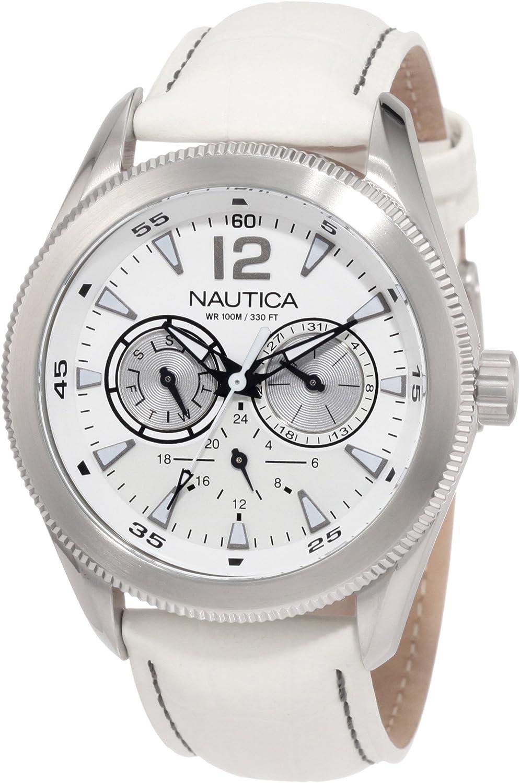 Nautica Men s N14622G Classic Coin NCS 650 Watch