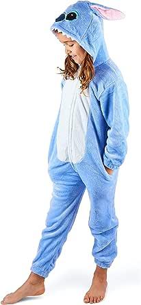 Maybear® Mono Pijama Infantil Adulto Disfraz de Animal Cosplay Suave cálido para Disfraz