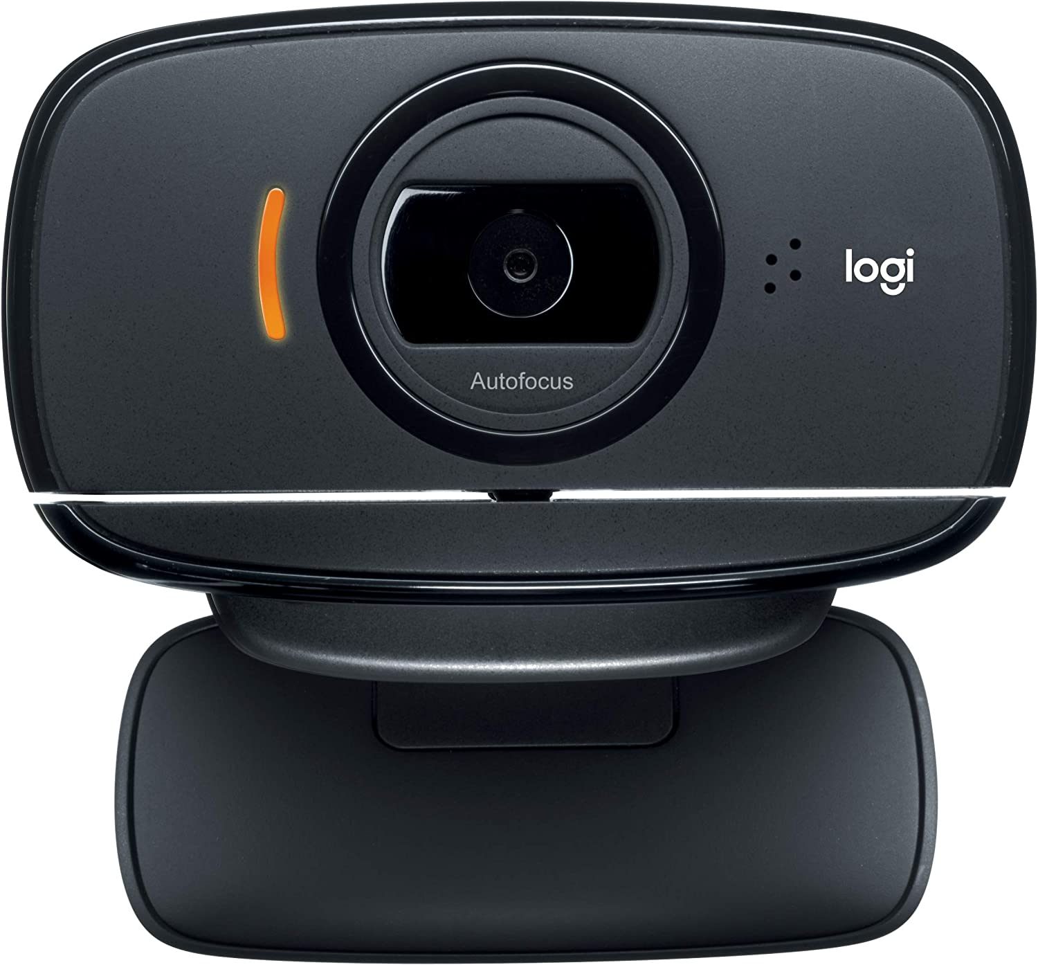 Amazon Com Logitech Hd Webcam C525 Portable Hd 720p Video Calling With Autofocus Black Electronics