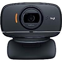 Logitech 960-000715 1280 x 720 HD Webcam C525, Black