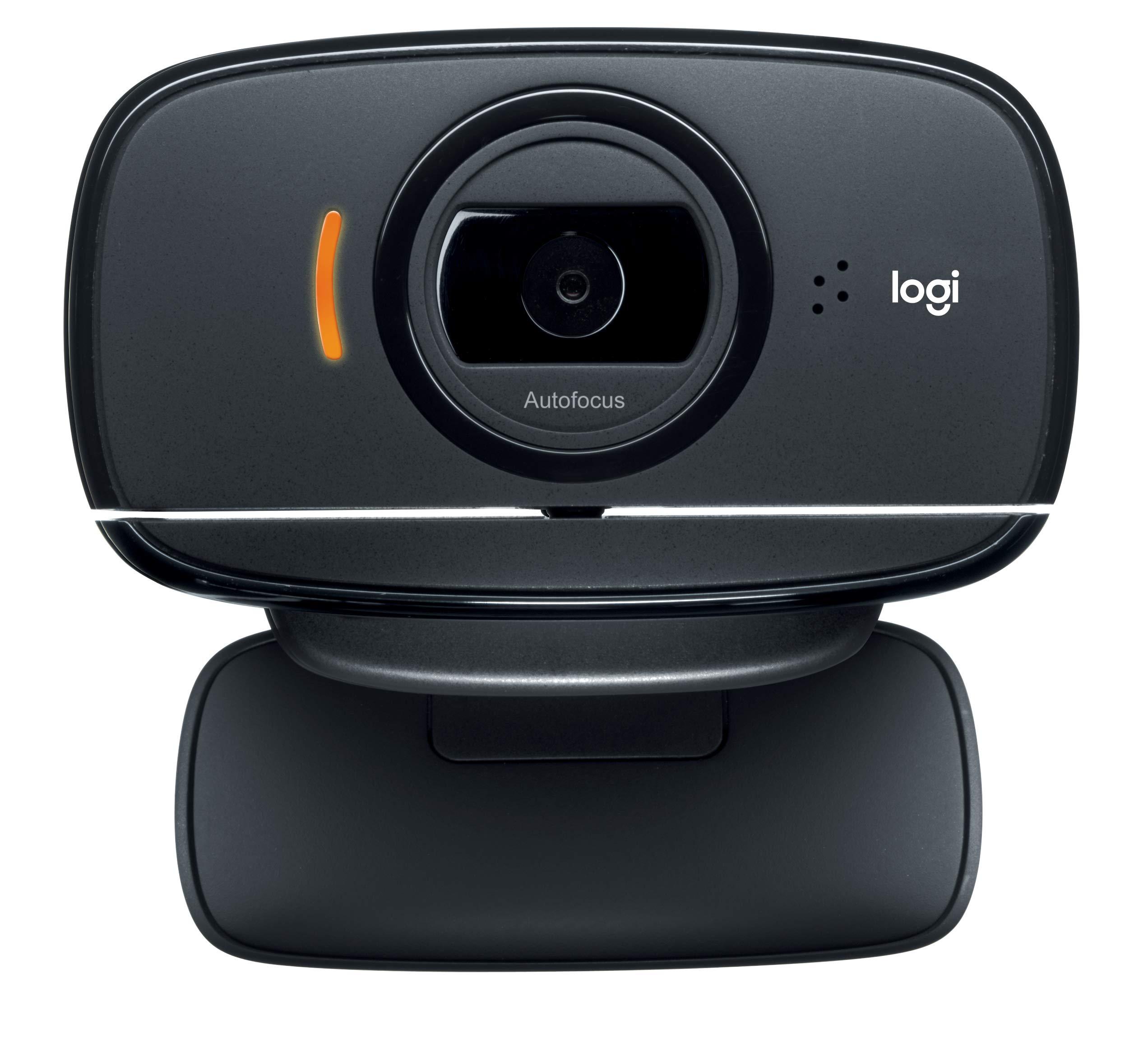 Logitech HD Webcam C525, Portable HD 720p Video Calling with Autofocus by Logitech