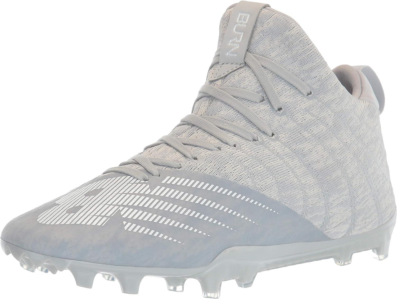 Burnx2 Mid Cut Lacrosse Shoe
