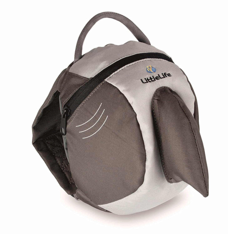 LittleLife Toddler Daysack Shark, kids rucksack with detachable reins! mehrfarbig 2 liters L10246