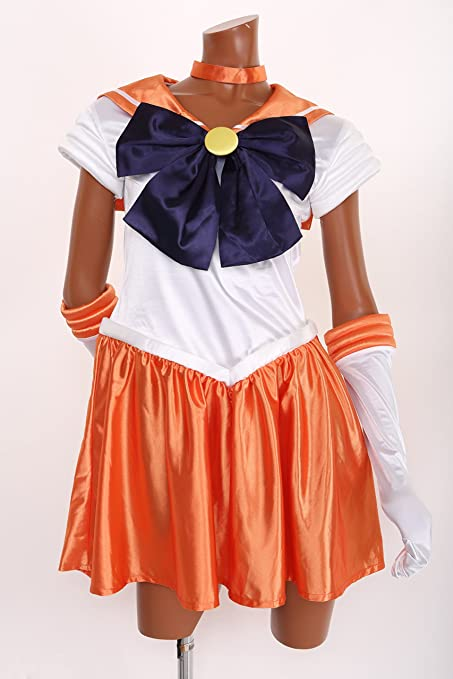 Sailor Moon Henshin! Narikiri marinero traje de Venus ...