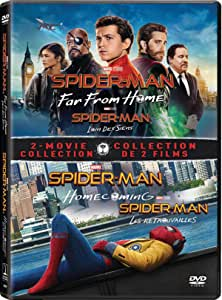 Spider-Man: Far from Home / Spider-Man: Homecoming - Set (Bilingual)