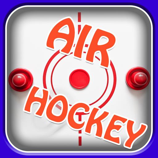(Air Hockey 3D game)