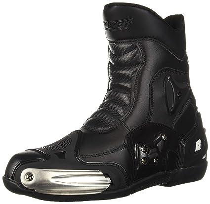 e3726230f194a Amazon.com: Joe Rocket Men's Superstreet Boots (Black, Size 7): Automotive