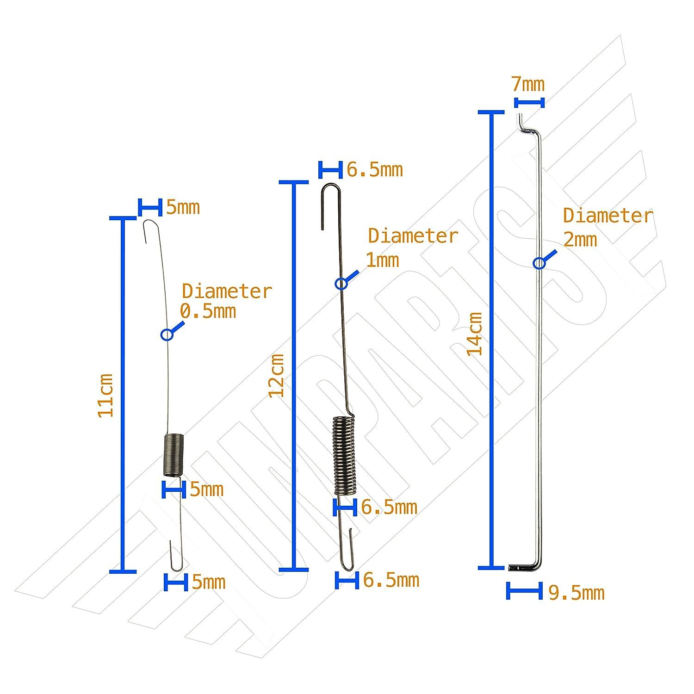 Honda Gx160 Throttles Springs Diagram | Wiring Library