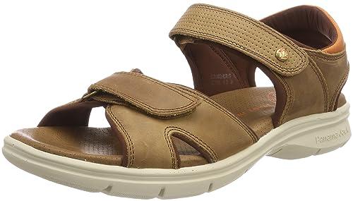 0ddecac8389 Panama Jack Sanders Mink, Sandalias con Punta Abierta para Hombre:  Amazon.es: Zapatos y complementos