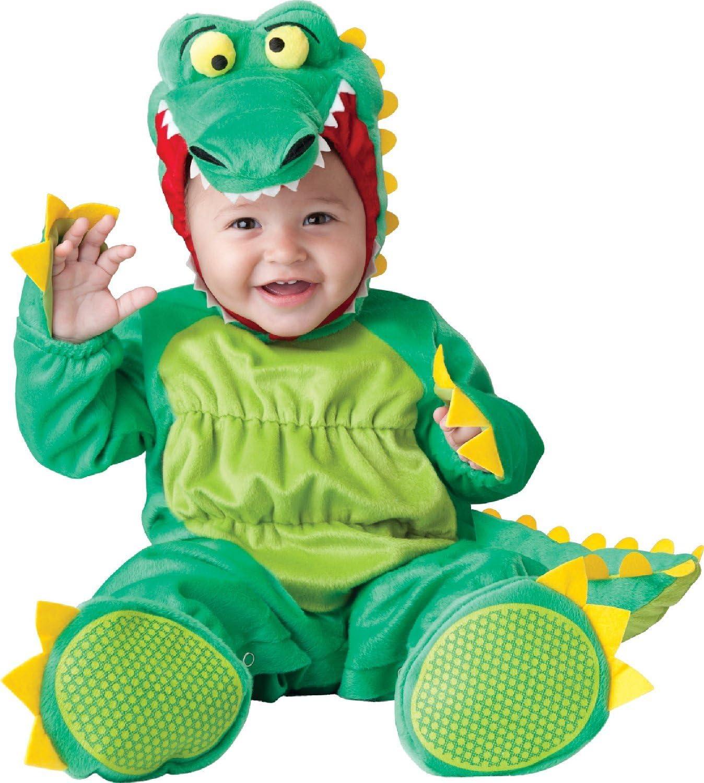 Generique - Disfraz cocodrilo para bebé 6-12 Meses (66-74 cm ...