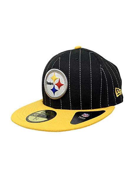 Pittsburgh Steelers 59Fifty Fitted Hat