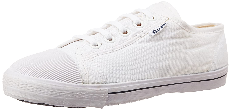 BATA Men's Super Match White Sneakers