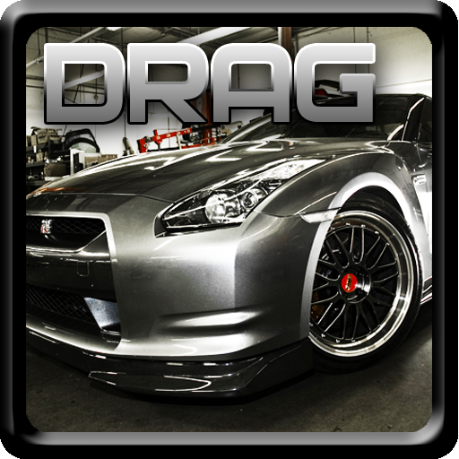 Nissan Mobile - GTR DRAG RACING