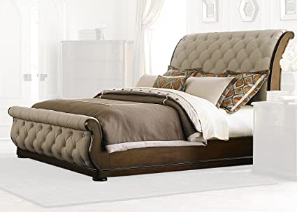 Liberty Furniture Cotswold King Sleigh Bed (545 BR KSL), Cinnamon