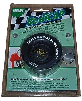 redicap Depósito de Gasolina Negro Tapa llenarte como en la DTM Fórmula 1 cierre bayoneta: Amazon.es: Coche y moto