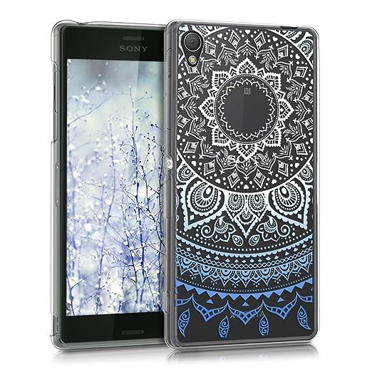 9 opinioni per kwmobile Cover per Sony Xperia Z3- Custodia in silicone TPU- Back case