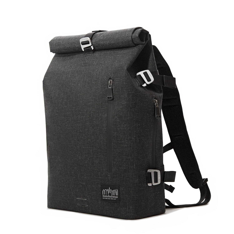 Manhattan Portage Harbor Backpack (Md), Black outlet