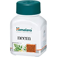 Himalaya Wellness Pure Herbs Neem Skin Wellness - 60 Tablets