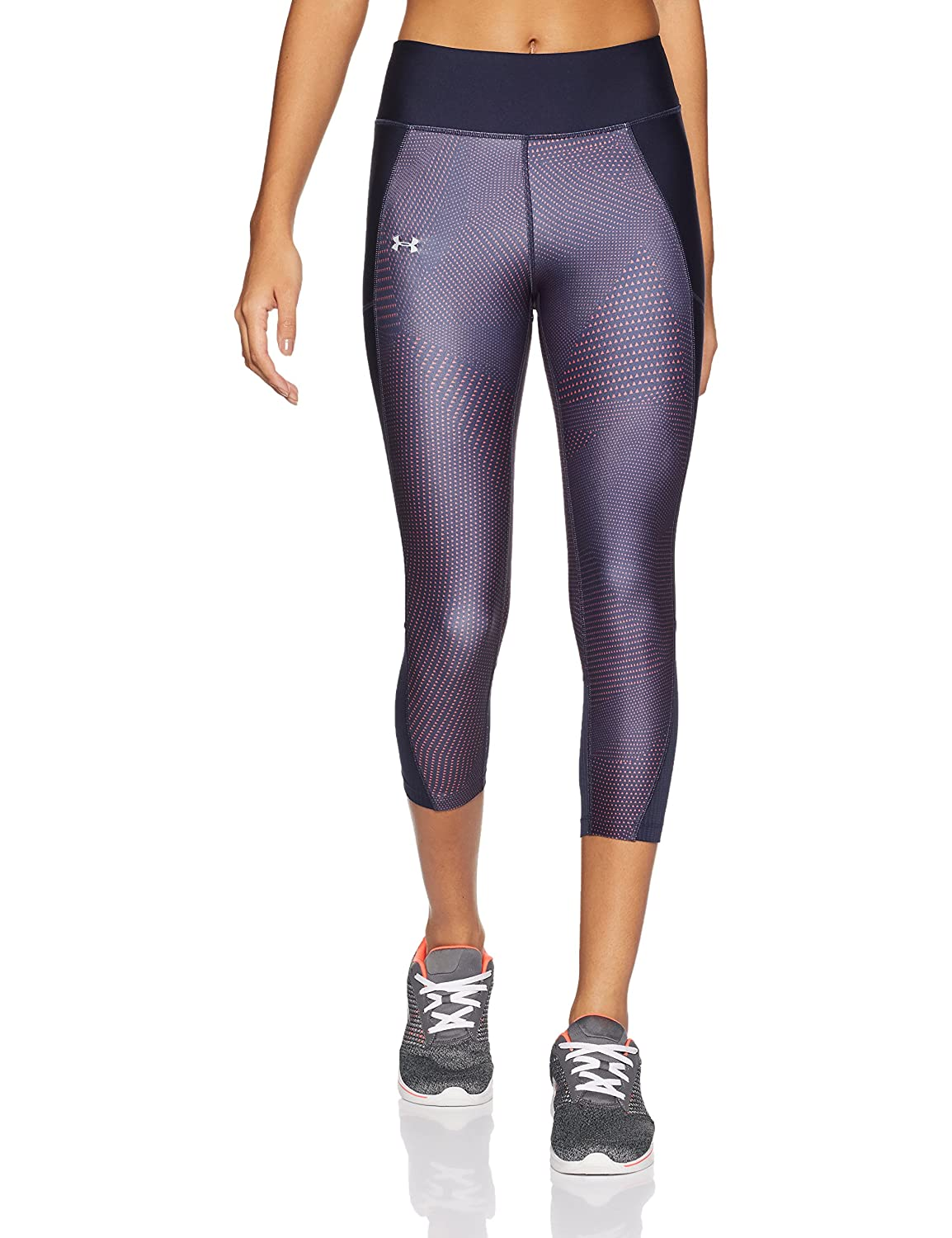 Under Armour Women's Fly-By Printed Capri Under Armour Apparel 1297934