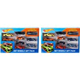 Hot Wheels sDntKY Exclusive Decoration Gift Pack, 9-Piece, 2 Units