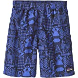 9489565097 Patagonia Child Boy's Baggie Printed Shorts (Large 12) Swim Imperial Blue