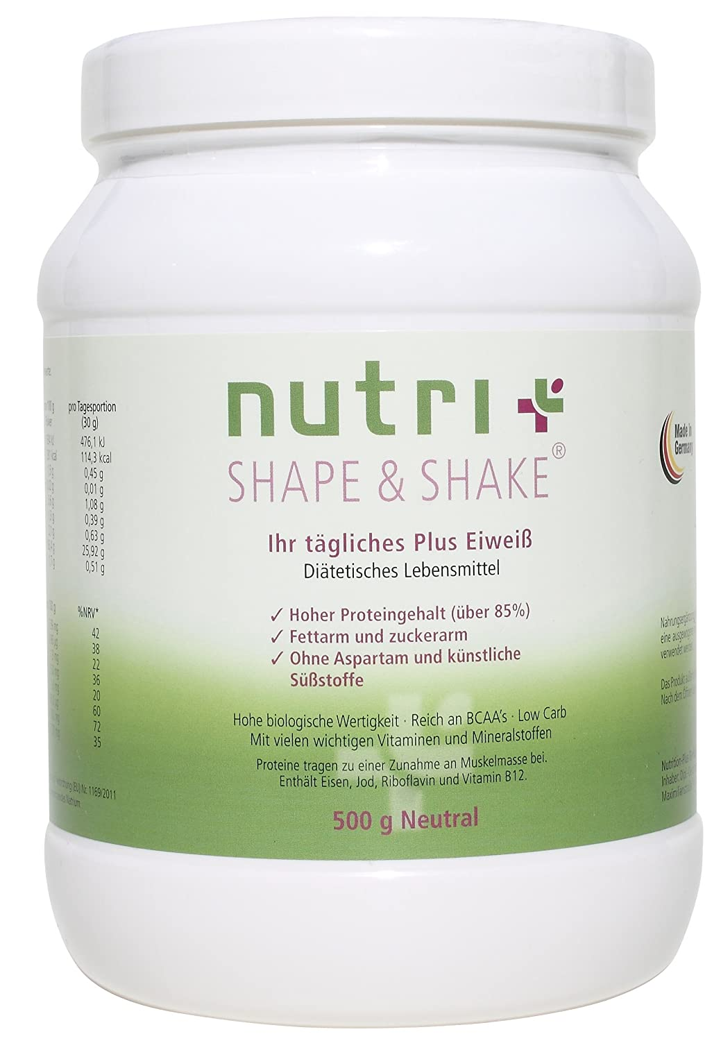 Nutri-Plus Shape & Shake